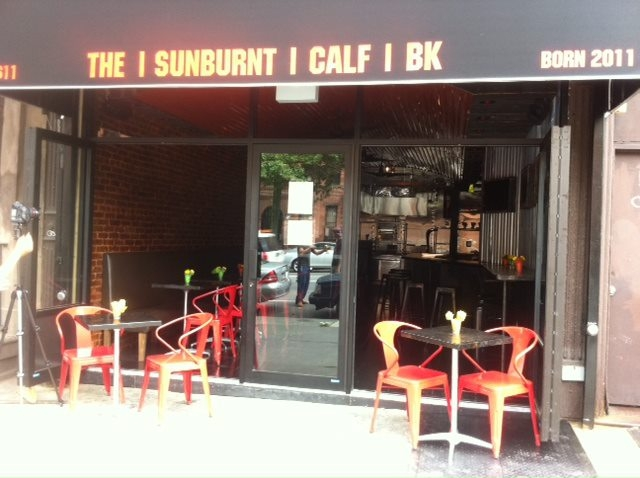 The Sunburnt Calf - Prospect Heights, Brooklyn