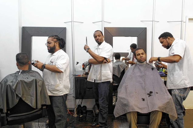 Experience Unisex Salon in Crown Heights - Khalil Wright